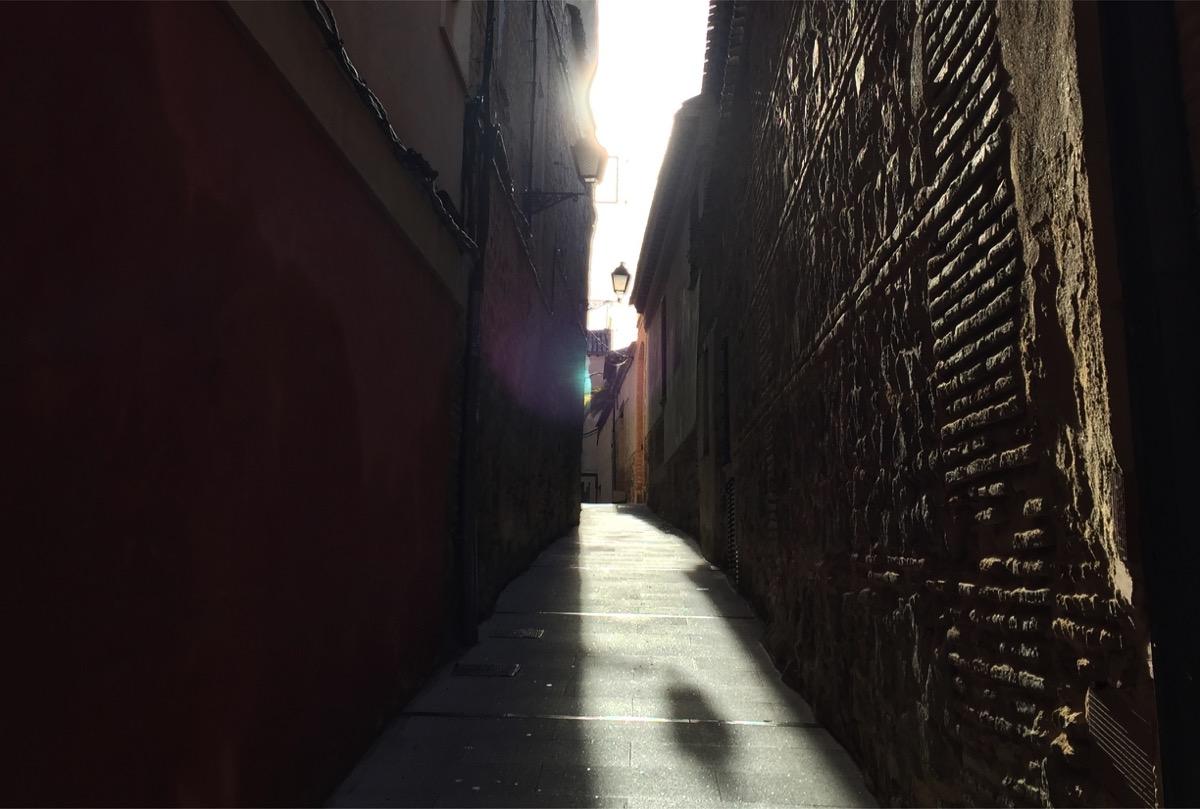 Alleyway in Toledo